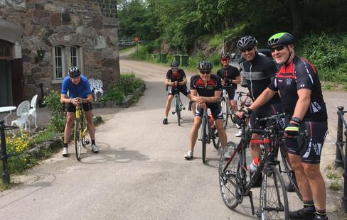 Cykelväg till Kungskvarnen