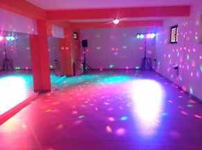 dvorana Plesnog kluba Lambada