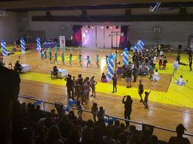 Split dance open natjecanje