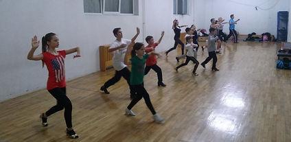 natjecanje u plesu split