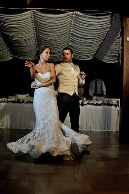 plesna poduka za mladence