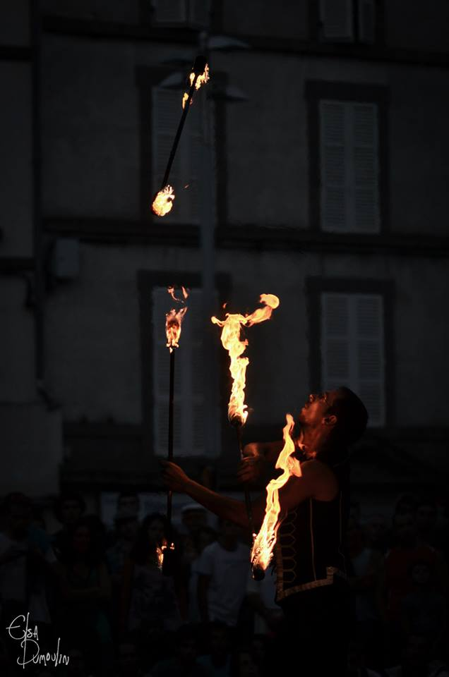 spectacle-de-feu-Aurillac-Cantal
