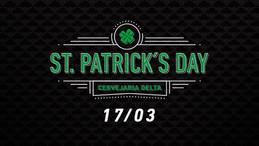 Evento de ST. Patrick's Day da Cervejaria Delta!