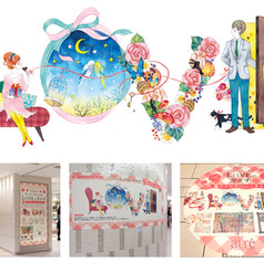 アトレ吉祥寺バレンタイン「12人のアーティストによるLOVEのカタチ」2012