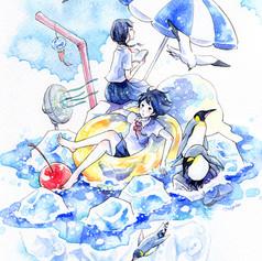 「サイダーの海」