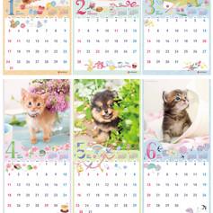 2021日本生命カレンダー