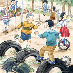 昭和の放課後