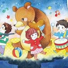 童話の挿絵