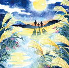 童謡「故郷の空」