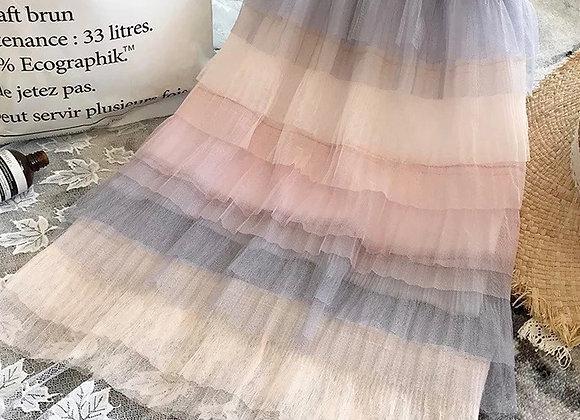 Baby Girl Layered Tutu Skirt