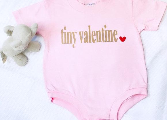 """Tiny Valentine"" T-Shirt"