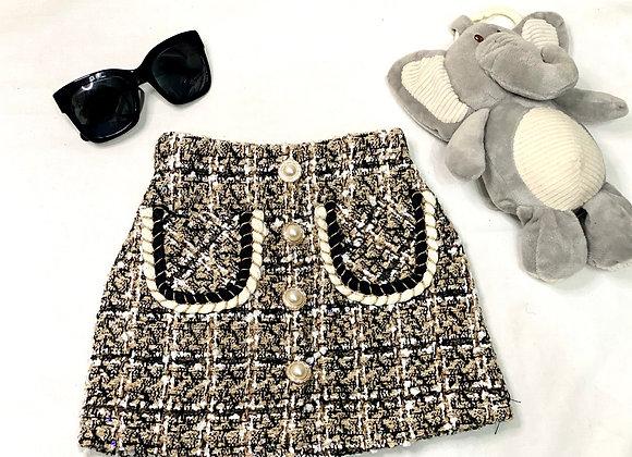 Baby Girl Knit Skirt