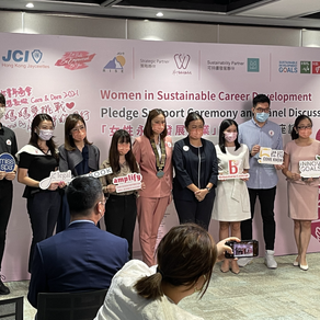 Over 60 companies signing pledge to support Women Sustainable Career Development