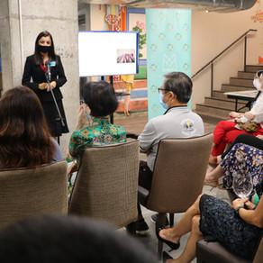 Inspiring insights from Womentors' 'Building an Empowered Team'