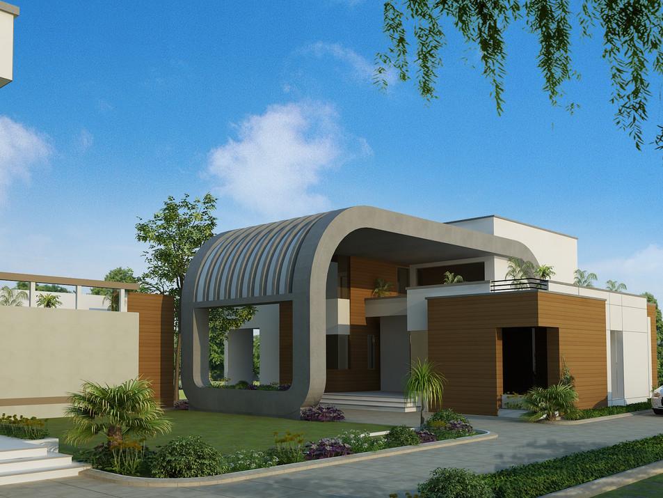 Residence For Ramesh Rathi