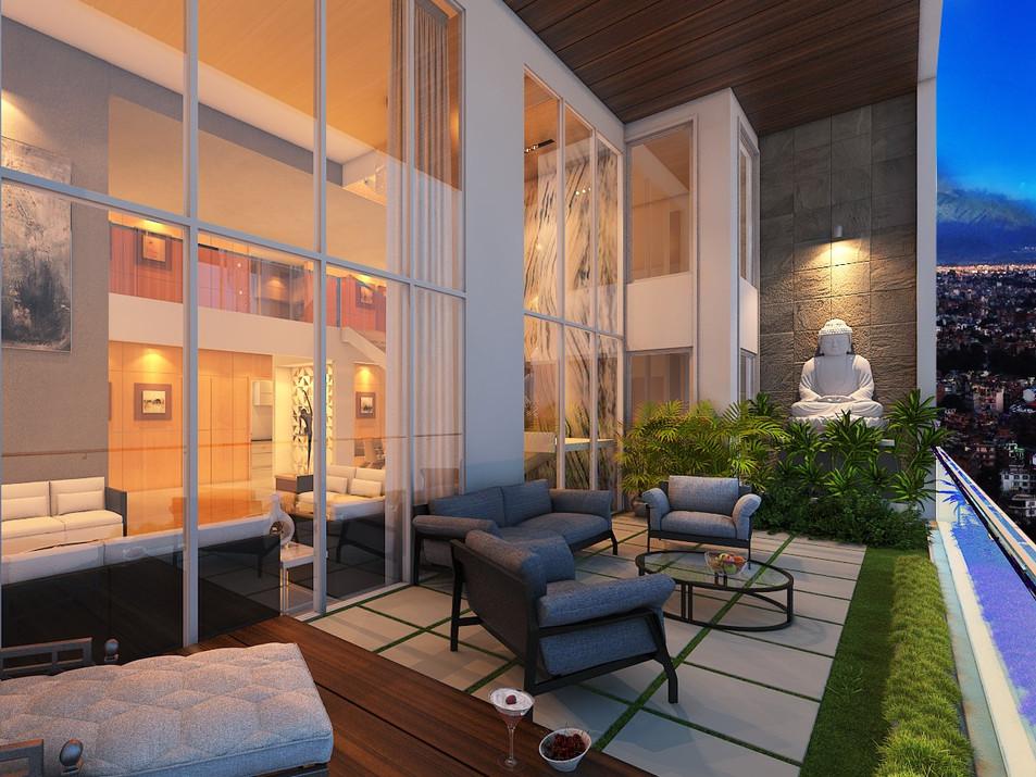 Sky One Luxury Apartments