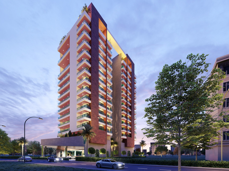 Sky One Luxury Apartments