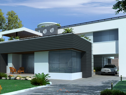 Residence for  Mr. Anand Jaju