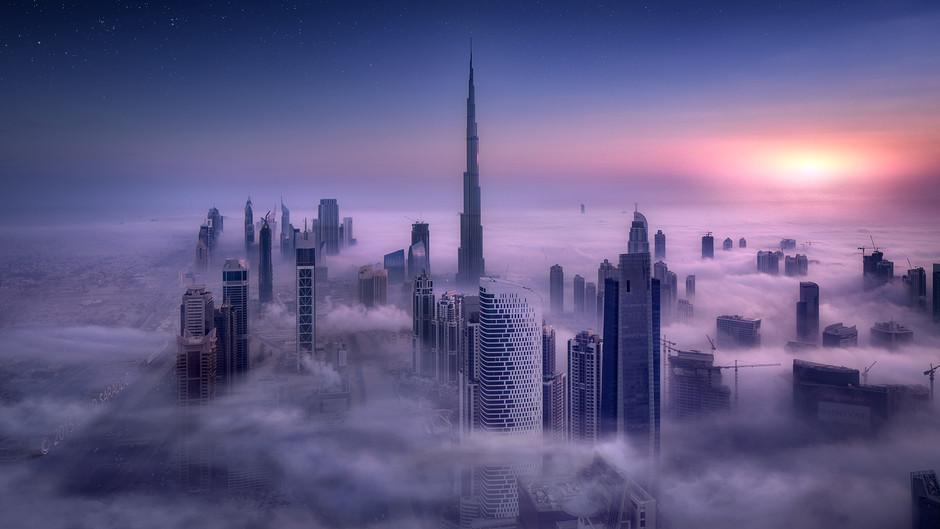 TOP ATTRACTIVE PLACES IN DUBAI