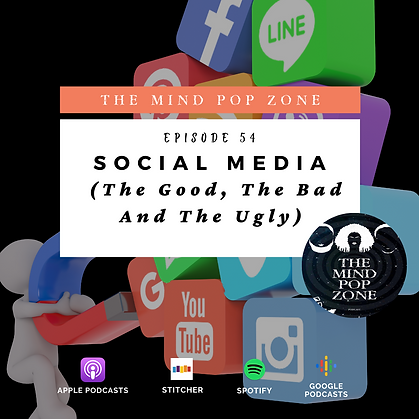 social media (The Good,the Bad and the u