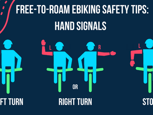 Safety Tips for Riding an eBike