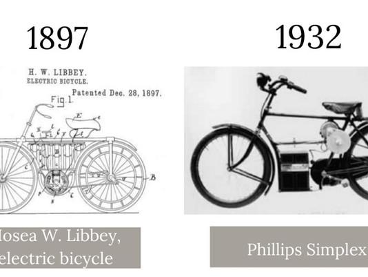 eBikes Past & Future