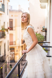 Sukienka ślubna KARINE
