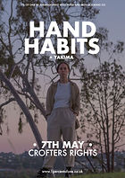 Hand Habits - Yakima - Bristol - Crofters Rights - 1% of One