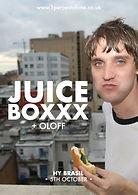 JUICEBOXXX - Bristol - Hy Brasil