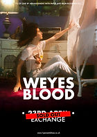 Weyes Blood - Bristol - 1% of One - Exchange - Lonesome Leash - SOLD OT
