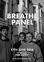 Breathe Panel - Hy Brasil - Bristol