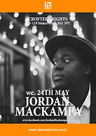 Jordan Mackampa - Bristol - Crofters Rights
