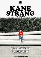 Kane Strang - Grain Barge - Bristo