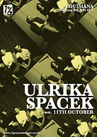 Ulrika Spacek - Louisiana - Bristol