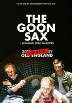 The Goon Sax - Benjamin Spike Saunders - The Old England - Bristol - 1% of One - SOLD OUT