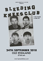 Bleeding Knees Club - Old England - Bristol