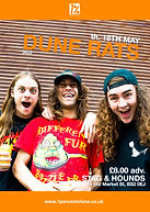 Dune Rats - Bristol - Stag & Hounds