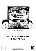 Screaming Females - Exchange - Bristol