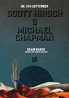 Scott Hirsch + Michael Chapman - Gran Barge - Bristol