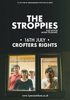 The Stroppies - Ead Wood - Mora Telsnake - Crofters Rights - Bristol - 1% of One