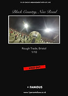 Black Country New Road - Bristol - Rough Trade - Famous - Sold out - 1% of One