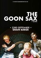 The Goon Sax - Grain Barge - Bristol