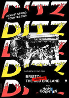 Ditz - Home Counties - The Old England - Sold Out - 1% of On