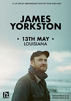 James Yorkston - Viking Moses - Louisiana - Bristol - 1% of One