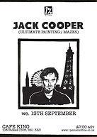 Jack Cooper - Bristol - Cafe Kino
