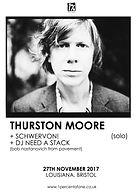 Thurston Moore + Schwervon - Louisiana - Bristol