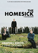 The Homesick - Bristol - Crofters Rights