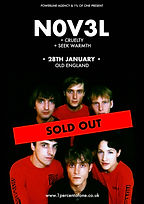 N0V3L - BRISTOL - OLD ENGLAND - SOLD OUT