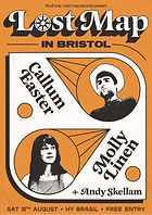 Callum Easter - Molly Linen - Lost Map Records - Hy Brasil Music Club - Bristol - 1% of One