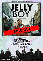 Jelly Boy - Pet Shimmers - Hy Brasil - Bristol - 1% of One - SOLD OUT
